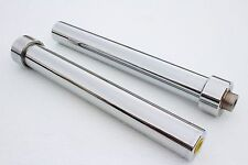 "Lowrider Hydraulics 10"" Chrome Cylinders (FAT) [hydraulic lowrider cars parts]"