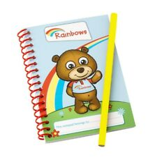 Rainbows Notepad and Pencil Set. OFFICIAL SUPPLIER.