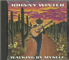 Johnny Winter - Walking By Nyself (CD, Comp)