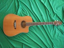 Vintage1970s Vantage VA-40CET N-DVL Acoustic / Electric Guitar Made in Japan