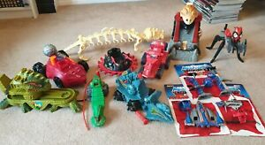 He-Man MOTU Mattel Masters Of The Universe Job lot 3 of 7 Vehicles etc 80 Retro