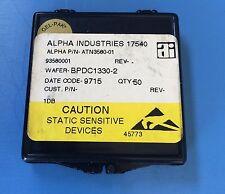 ATN3580-01 ALPHA INDUSTRIES ATTENUATOR PAD CHIP 1W 1DB 50/units