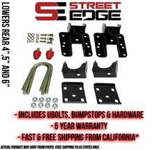 "Street Edge 04-06 Chevy Silverado/GMC Sierra 1500 2WD 4"" to 5"" Rear Flip Kit"