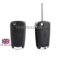 For Vauxhall Opel Corsa Astra Vectra Zafira 2 Button Remot Flip Key Fob Case A53