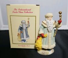 The International Santa Claus Collection Grandfather Frost Russia Figurine
