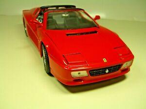 Mira Ferrari 512 TR Testarossa Spider, 1991, 1:18, Klappscheinwerfer