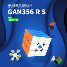 GAN 356R S Speed Cube Puzzle 3x3x3 Stickerless GAN356R Magic Cube Toys Gift