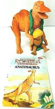 Playskool Definitely Dino Anatosaurus Toy Figure World Vintage Set Story Animal