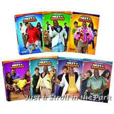 Tyler Perry's Meet The Browns: Complete TV Series: Seasons 1-7 DVD Box Sets