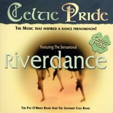 Pat O'Brien Band Celtic pride (split compilation, 1997, & The Glenside Ce.. [CD]