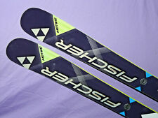 NEW! Fischer MOTIVE 95 Air Carbon Ti All-Mountain Skis 174cm w/ Rocker NEW!