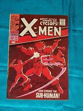 X-MEN # 41, Feb. 1968, Roy Thomas & Don Heck, FINE - VERY FINE Condition