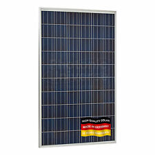 ** £70 SALE DISCOUNT * 260W solar panel for motorhome, camper boat (German made)