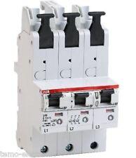 ABB SLS Schalter Hauptsicherungsautomat E63a 3-polig S751/3-e63