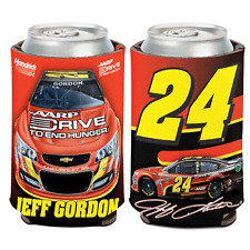 Jeff Gordon Wincraft #24 Drive to End Hunger Can Coolie Free Ship!