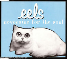 EELS - Novocaine For The Soul (UK 4 Track CD Single)