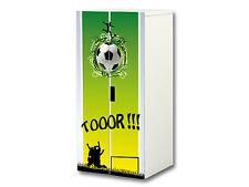 Fußball Möbelsticker Aufkleber passend für Schrank STUVA von IKEA - SC03