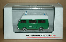 1/43 Scale VW LT 28 Hochdachbus High Top Polizei Bus - Premium ClassiXXs 13352