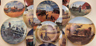 The Danbury Mint Farming The Heartland Collection by Emmett Kaye Lot of 7 Plates