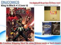 King in Black 1 2020 Main Cover Cates Marvel Comics  NM 12/2 Pre-Sale