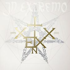 IN EXTREMO - 20 WAHRE JAHRE/LIMITED CD COLLECTION 1995-2015 13 CD NEUF
