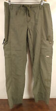 Womens Columbia XCO Army Green Hiking Soft Comfy Pants - Size Large