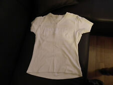 e45df6e0dc Ladies T-shirt, Shirt, Tops, white, LONSDALE, Size: 14