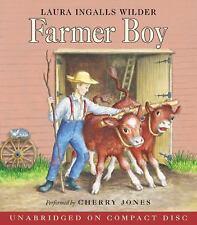 Little House: Farmer Boy 2 by Laura Ingalls Wilder (2004, CD, Abridged,...
