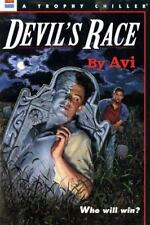 Devil's Race (Trophy Chapter Book: Chiller)-ExLibrary
