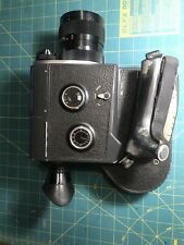 """""""WORKS Fine""""CANON SCOOPIC 16S 16mm Film Movie Camera 12.5-75mm F/1.8 Camera Only"""