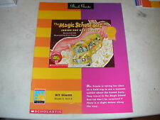 Scholastic Teacher Book Guide for Magic School Bus in the Human.. by Joanna Cole
