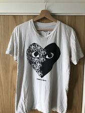 Comme Des Garcons T Shirt Medium