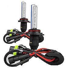 2 ampoules xénon de remplacement / Feux de croisement HID 35W H7 6000K / NEUF