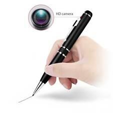 Pen Hidden Spy Camera 32GB Storage 1080p HD Video Audio Record Surveillance New