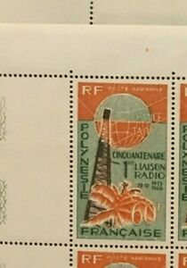 French Polynesia 1965 SC C39 MNH very fine
