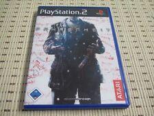 Fahrenheit per PlayStation 2 ps2 PS 2 * OVP *