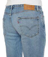 Levi's 511 Men's Slim Fit Denim Cut-Off Shorts Super Lite Blue 365550292