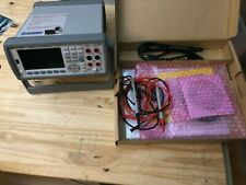Keysight 34465a 6 Digital Multimeter With Probe Leads Cd And Gpib Expansion