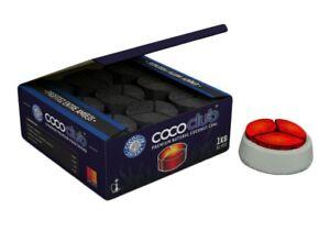 charbon naturel club coco 5 kg pour kaloud format triangle
