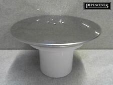COPERCHIO di ricambio doccia Trappola per i rifiuti Trappola in alto di metallo non plastica ABS