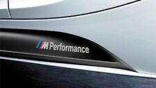Genuine BMW M Performance Sill Decals 3 Series M Sport F30 F31 51192240983