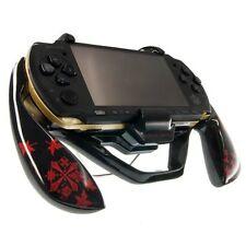 New Monster Hunter Portable 3rd Hunting Grip S Hunter Black PSP Japan