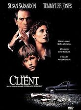 The Client (DVD, 1997) OOP MINT TOMMY LEE LONES CLASSIC