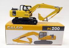 Tomica 1/43 Scale Diecast - PC200 Galeo Komatsu PC200 Excavator