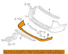 KIA OEM 15-16 Sedona-Spoiler Valance Panel 86612A9000