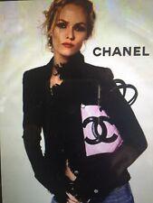 CHANEL Black Jacket Sz36. Excellent Condition