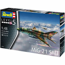REVELL MiG-21 SMT 1:48 Aircraft Model Kit 03915