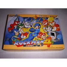 Rockman 4: Aratanaru Yabou!! aka Megaman 4 Famicom NES Japanese Import Tracking