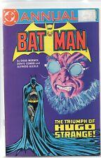 BATMAN ANNUAL #10 DC Comics 1984 VF