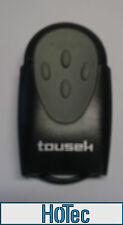 Tousek Handsender BT40 4 Tasten 40Mhz TXB040A01-02-04 CE0678 Teleco 13150030
